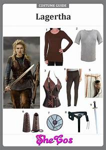 The Creative Way to Get The Vikings Lagertha Costume ...