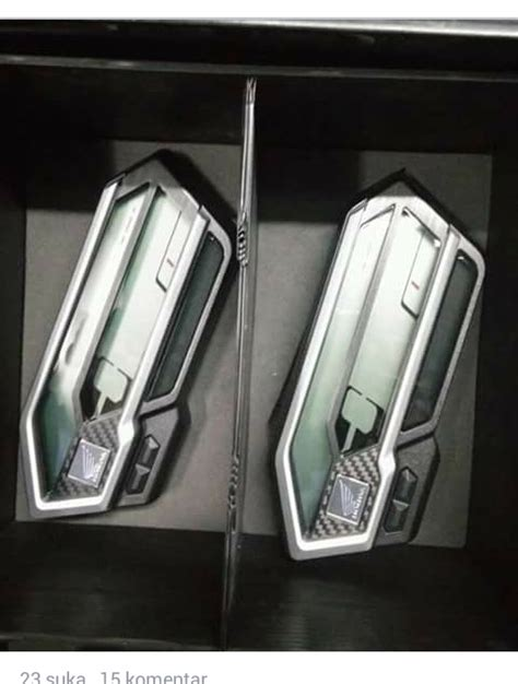 bentuk speedometer all new honda cbr150r 2016 warungasep