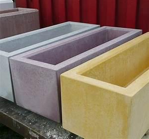 Pflanztröge Aus Beton : pflanztr ge beton beton blumenk bel und pflanztr ge von ~ Sanjose-hotels-ca.com Haus und Dekorationen
