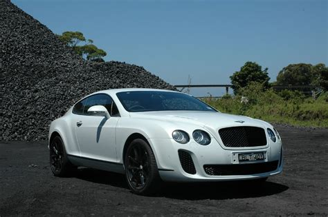 Bentley Continental Supersports Review & Road Test Caradvice