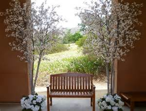 rentals for weddings tree rental for weddings events artificial plants faux trees