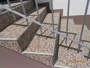 Steinteppich Treppe Außen : aus alt mach neu treppensanierung mit steinteppich renofloor gmbh ~ Sanjose-hotels-ca.com Haus und Dekorationen