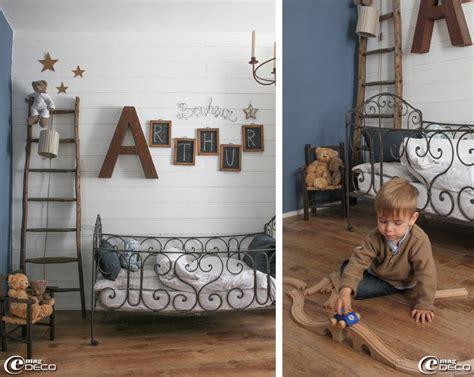 chambre de bébé vintage style ambiance chambre bébé industriel