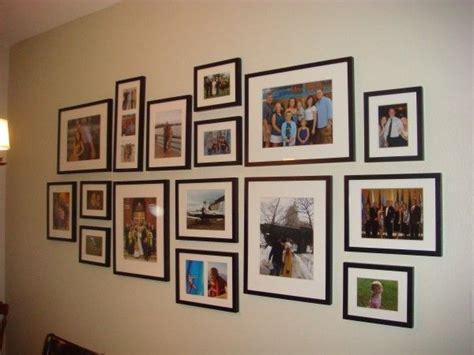 family gallery wall    call  horizon