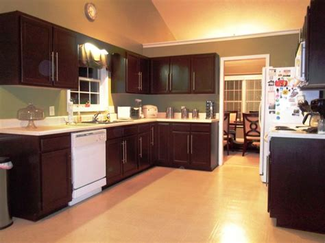 colors for a small kitchen new year new kitchen real customer before and after 8264