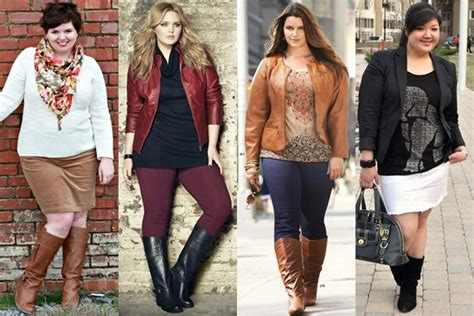 Fabulous Fall Winter 2013 Trends To Try For Plus Size Women