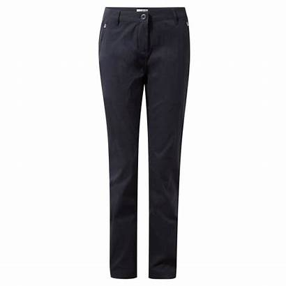 Trousers Craghoppers Stretch Kiwi Pro Ladies Navy