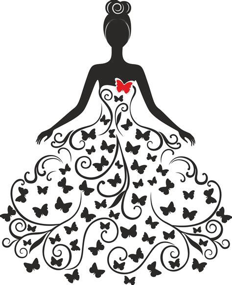 wedding silhouette  vector cdr  axisco