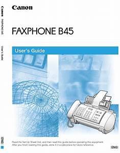 B45 Manuals