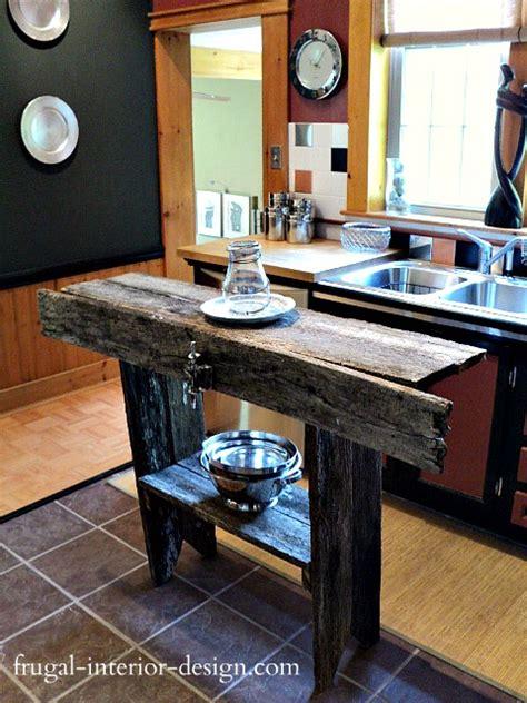 rustic kitchen island ideas 30 rustic diy kitchen island ideas