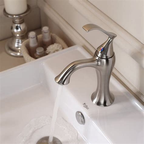 faucet handle bathroom sink bathroom faucets brushed nickel modern vessel one 23708