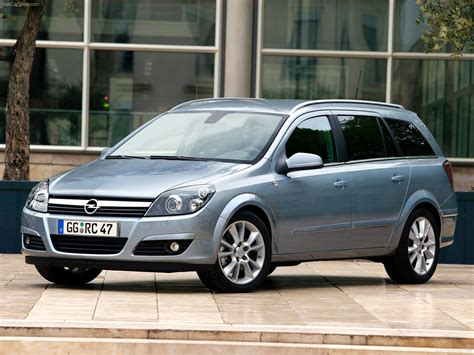 Opel Astra Wagon by Opel Astra Station Wagon Picture 10 Of 97 Front Angle