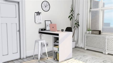 Office set at MXIMS » Sims 4 Updates