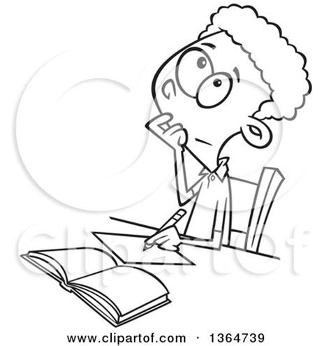 14806 student thinking clipart black and white student thinking clipart black and white thinking