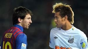 Messi Vs Neymar Wallpaper - Football HD Wallpapers