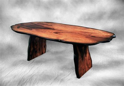 Tree slab dining table   Tables   Pinterest