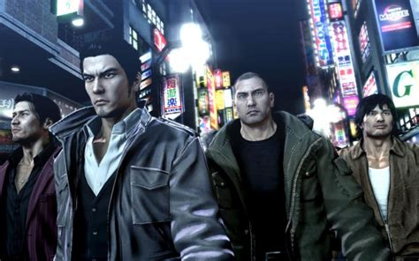 segas remastered yakuza bundle  ps
