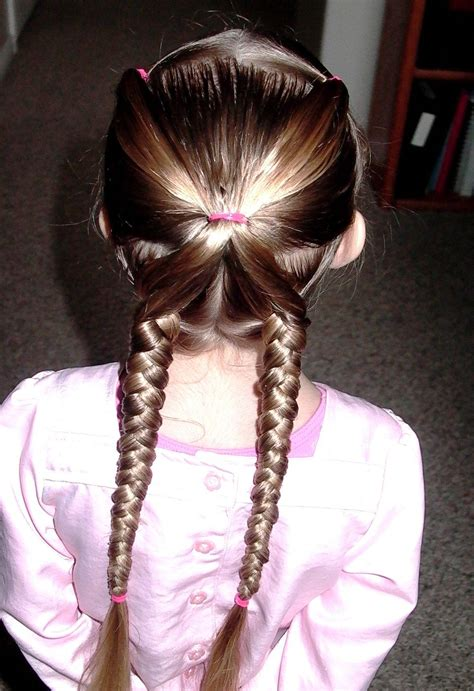 cute hairstyles for little girls with long hair Girl