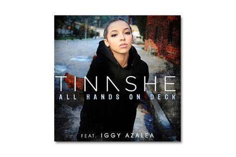 Tinashe All On Deck by Tinashe Featuring Iggy Azalea All On Deck Remix