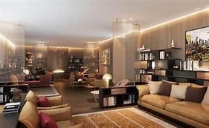 Trendoffice, Luxury, Interior, Design, In, London, By, Patricia, Urquiola