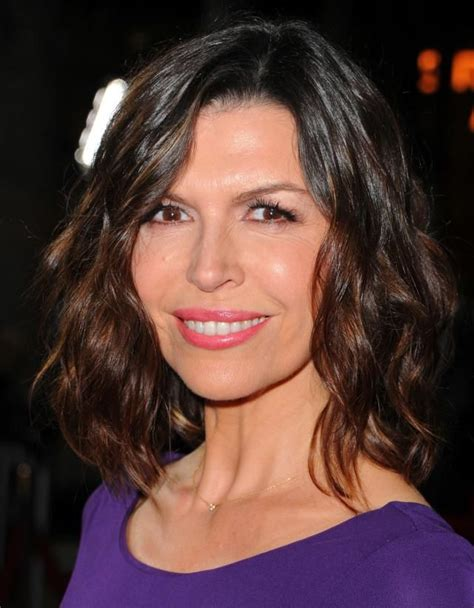 gorgeous shoulder length hairstyles for women over 50
