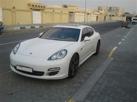 Porsche Panamera Modification by Saihman 2011 Porsche Panamera Specs Photos Modification