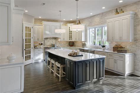 Transitional Style Versatile And Welcoming  Riverbend Home
