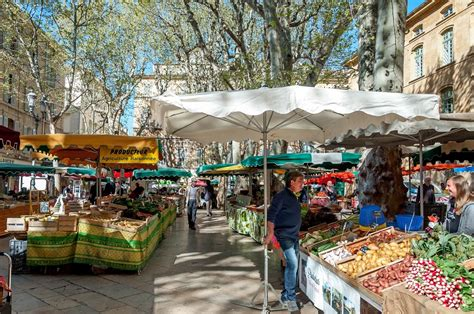 cuisine aix en provence provence market days travel addicts