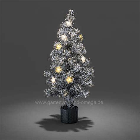 lunartec mini weihnachtsb 228 ume led weihnachtsbaum mit