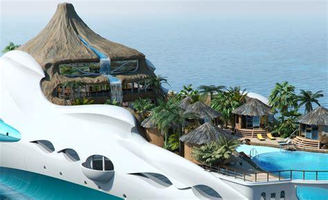 yacht island yacht island designs tropical island paradise 13