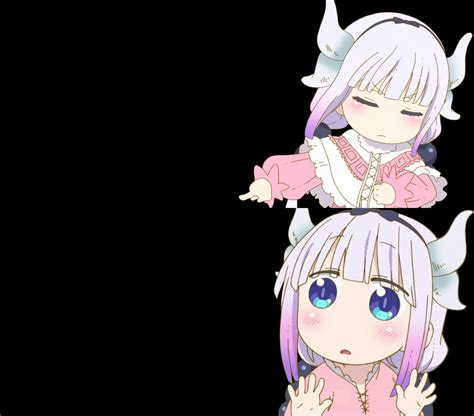 Kanna Memes - drakeposting template with kanna miss kobayashi s dragon maid know your meme