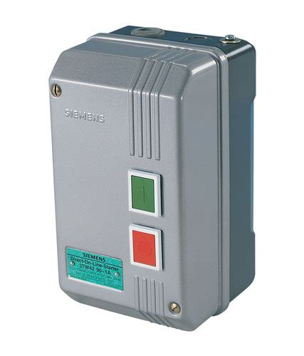 c s electric siemens dol starter rs 1600 piece spot