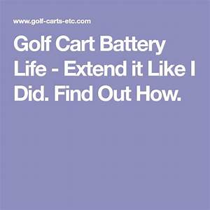 7 Best Electric Golf Cart Images On Pinterest