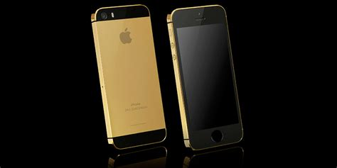 iphone 5s gold for gold iphone 5s edition 24k goldgenie germany