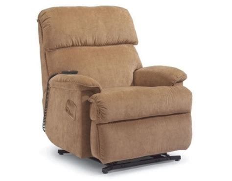 geneva fabric lift recliner by flexsteel furniture