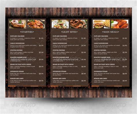 takeaway menu designs  examples psd ai examples