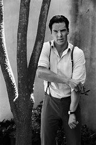 Benedict Cumberbatch Suspenders
