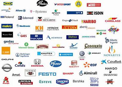 Corporate Empresas Eada Logos Photocall Experiencia