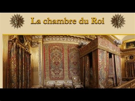 la chambre du roi louis xiv 224 versailles