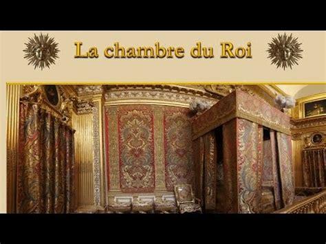 chambre du commerce versailles la chambre du roi louis xiv à versailles
