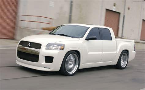 Mitsubishi Street Raider Concept Widescreen Exotic Car