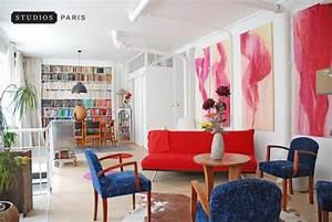 apartment reviews les studios de paris With tapis rouge avec france canapé paris