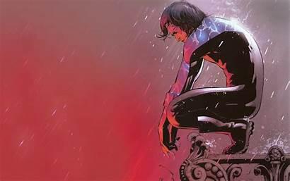 Nightwing Wallpapers Theme Background Lastrites Batman Deviantart