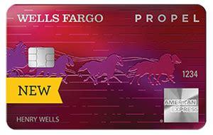 Wells Fargo Propel American Express® Card Reviews