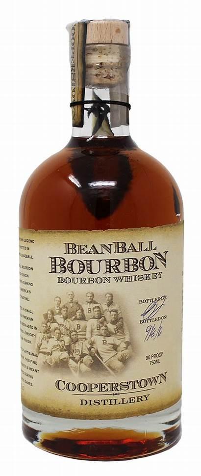 Bourbon Beanball Cooperstown Distillery Sheet Sell Vin