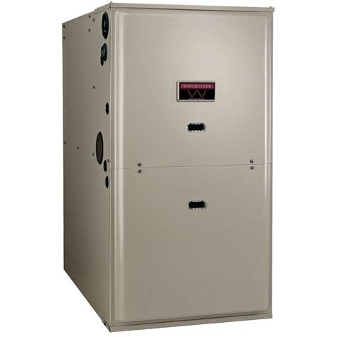 Mobile Garage Winchester winchester 120 000 btu 96 2 stage variable speed multi