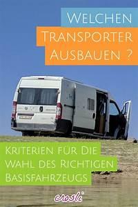 Wohnmobil Selbstausbau Kaufen : transporter ausbau welchen kastenwagen zum wohnmobil ~ Jslefanu.com Haus und Dekorationen