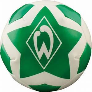 Werder Bremen Kissen : sv werder bremen knautschball stern ~ Orissabook.com Haus und Dekorationen
