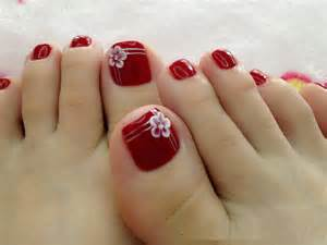 New pretty summer toe nail art designs step by