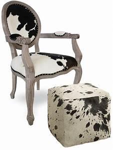 ou trouver de la deco en peau de vache joli place With tapis peau de vache avec taille canapé 2 places